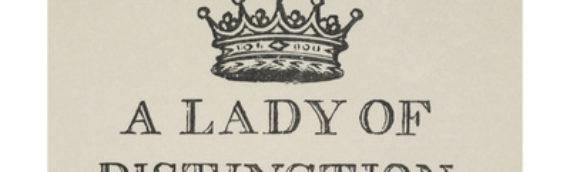 Mujeres ocultas en la historia y/o la importancia de estar cerca de una buena mujer